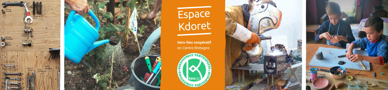 Soutenez l'espace Kdoret sur Kengo.bzh
