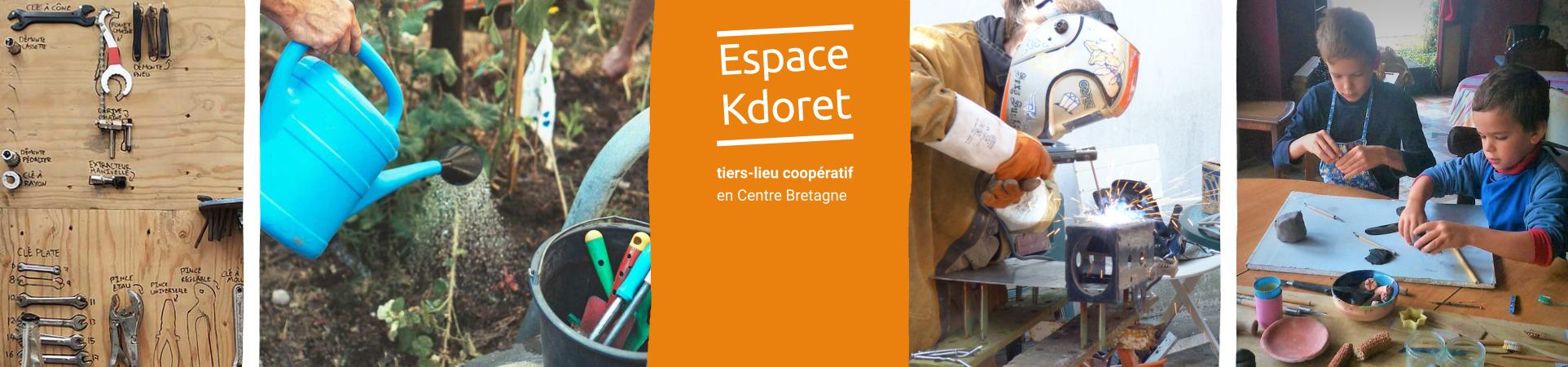 Espace Kdoret - Des savoir-faire, des rencontres, du partage !